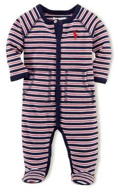 Ralph Lauren Striped Coverall