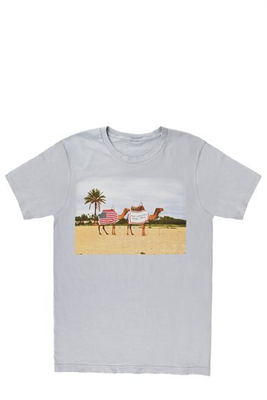 Marc Jacobs SPECIAL Camel Tee