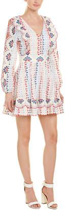 Red Carter Aria A-Line Dress