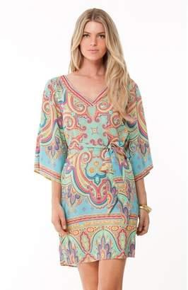 Hale Bob Calla Paisley Dress