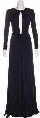 Issa Long Sleeve Maxi Dress w/ Tags