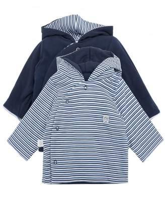 Absorba Striped Jersey Jacket