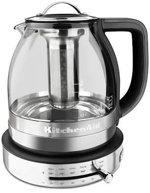 Williams-Sonoma Williams Sonoma KitchenAid Glass Tea Kettle