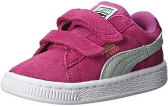 Puma Kid's Suede 2 Straps Inf Shoe