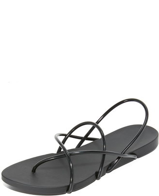 Ipanema Philippe Starck Thing G Sandals $38 thestylecure.com