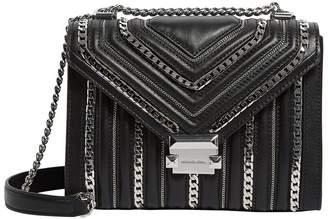 MICHAEL Michael Kors Large Leather Whitney Shoulder Bag