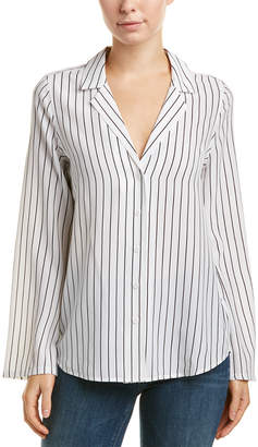 AG Jeans Claire Silk Shirt