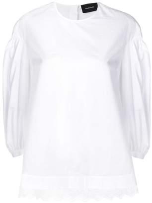 0fc6bf2586ad8 Simone Rocha puff sleeve blouse