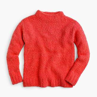 J.Crew Girls' mock-neck sweater