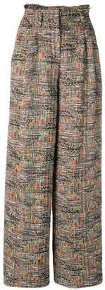 Missoni high rise palazzo trousers