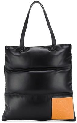 Loewe padded tote bag