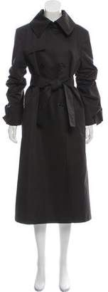 Gucci Long Trench Coat