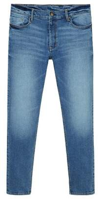 Mango Man MANGO MAN Skinny light wash Jude jeans