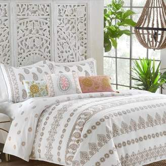 Dena Designs Marielle 100% Cotton Reversible Comforter Set