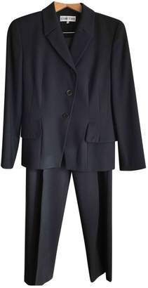 Cerruti Blue Wool Jacket for Women