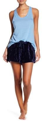 Josie Velvet Sleepwear Shorts