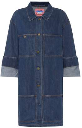 Acne Studios Blå Konst Drean denim jacket