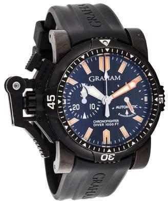 Graham Chronofighter Diver Deep Sea Watch