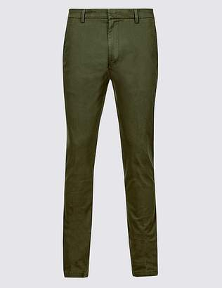 Marks and Spencer Skinny Fit Cotton Rich Chino