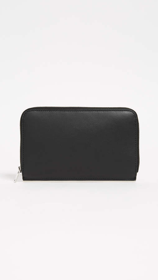 Alexander Wang Dime Continental Wallet with Zip