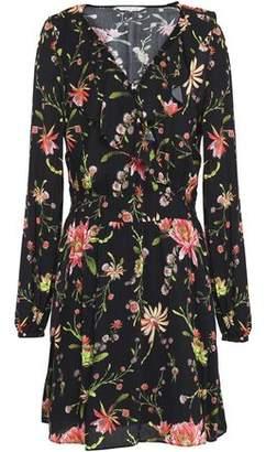 Rachel Zoe Floral-print Voile Mini Dress