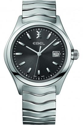 Ebel Mens New Wave Watch 1216239