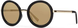 Nine West Eakins Round Sunglasses