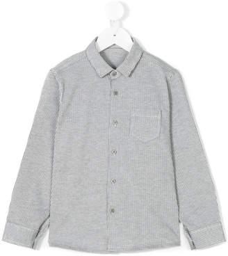 Il Gufo classic striped shirt