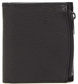 Maison Margiela Bi Fold Wallet - Mens - Black