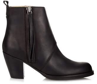 Acne Studios Pistol Boots - Womens - Black