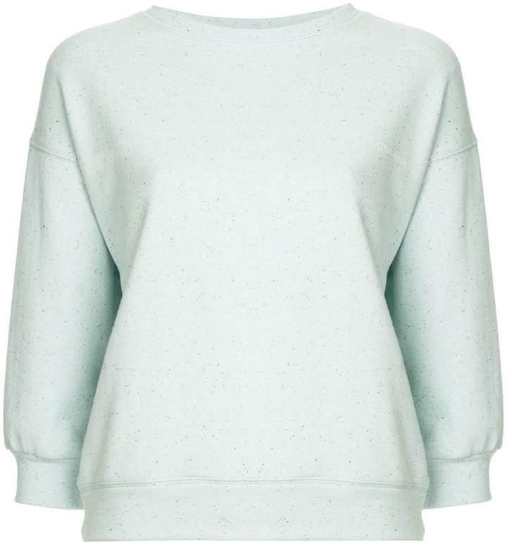 We11done dolphin print sweatshirt