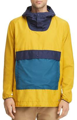 Herschel Color-Block Pullover Anorak Jacket