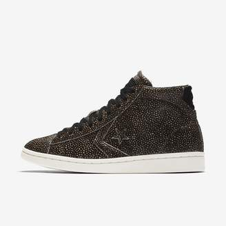 Converse Pro Leather Pony Hair Mid Women's Shoe