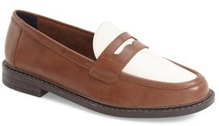 Women's Cole Haan 'Pinch Campus' Penny Loafer $140 thestylecure.com
