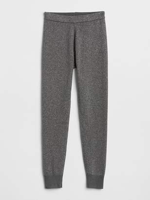 Gap Cozy Sparkle Sweater Leggings