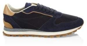 Brunello Cucinelli Mesh Trainer Sneakers