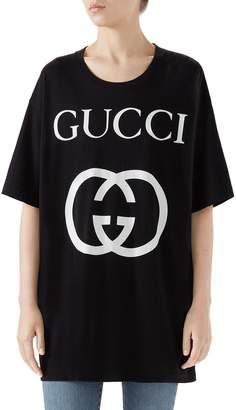Gucci GG Interlock Tee