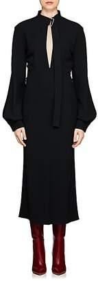 Victoria Beckham Women's Cady Harness Dress - Black