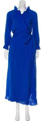 Rhode Resort Maxi Wrap Dress