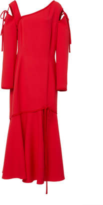 Prabal Gurung Gioia Cutout Dress