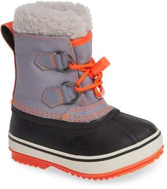 Boden Waterproof Snow Boots