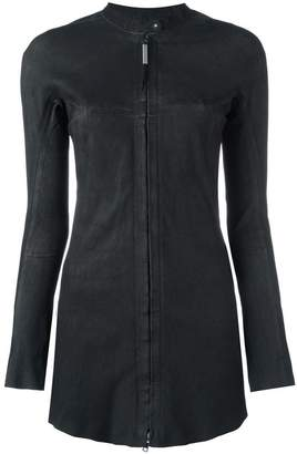 Isaac Sellam Experience stretch leather jacket