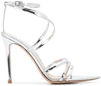 Gianvito Rossi cross strap sandals