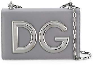 Dolce & Gabbana (ドルチェ & ガッバーナ) - Dolce & Gabbana DG Girls shoulder bag