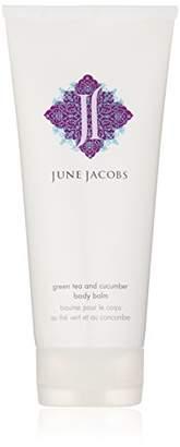 June Jacobs Green Tea and Cucumber Body Balm