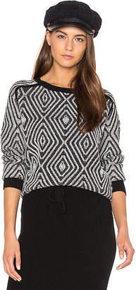 Shae Zig Zag Sweater