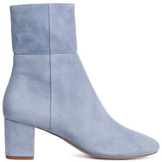 H&M Ankle Boots - Blue