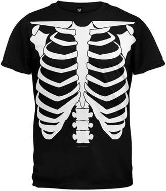 Old Glory Skeleton Glow In The Dark Costume T-Shirt - 2X-Large