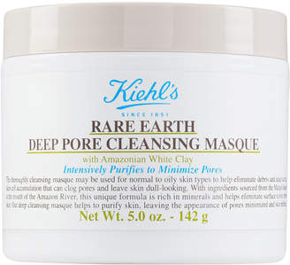 Kiehl's Rare Earth Deep Pore Cleansing Mask, 5.0 oz.