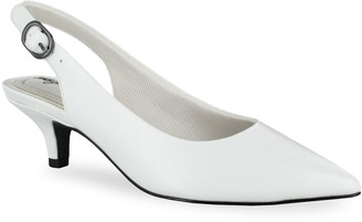 Easy Street Shoes Faye Women's Slingback Heels